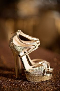 Glamorous Florida Wedding at the Biltmore from Kristen Weaver Photography - wedding shoes