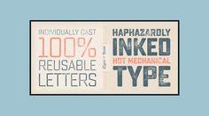 Free Retro and Vintage Fonts: Sucrose