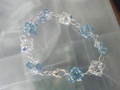Swarovski crystal bracelet (Summer 2012)