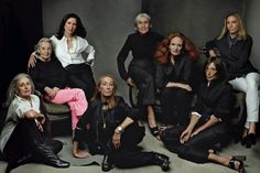 A Sneak Peek at the HBO Documentary In Vogue: The Editor's Eye     (Photo Credit: VOGUE/Annie Leibovitz)