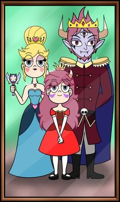 Star vs The Forces of Evil   Стар против сил зла