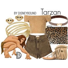 Disney Bound - Tarzan