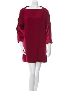 gorge! Maiyet silk shift dress