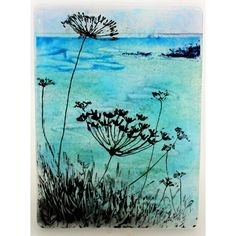 Fused Glass Course from Warm Glass - Glass Landscapes and Seascapes