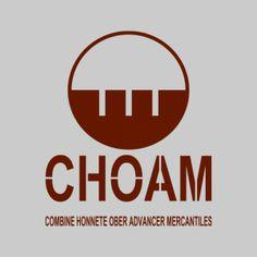 Choam brown logo