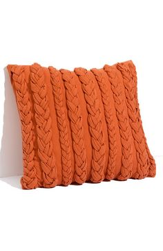Nordstrom at Home Braid Decorative Pillow available at #Nordstrom