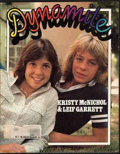 Dynamite Magazine makes me think of the Scholastic mail order book sales in elementary school.