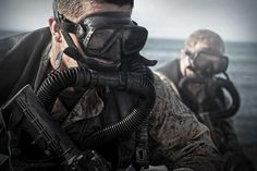 Part of the Ground Combat Element, Reconnaissance Marines maintain readiness through constant training.