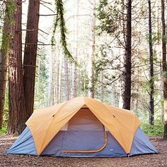 Outdoor camping tent for 4 person, 8 person. Suitable for outdoors & camping with family