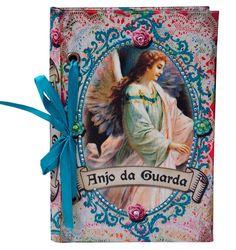 Caderninho de anotações Anjo da Guarda. #angel #anjos #notebook