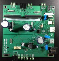 Drive duplo motor de passo com  TBA6560