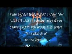 Katy Perry - Wide Awake lyrics - YouTube