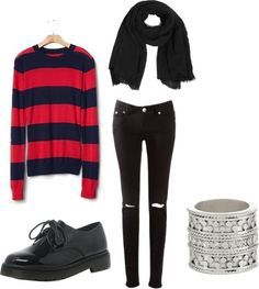 """Outfit inspired by: Jungkook in BTS's """"War of Hormone"""" MV"""
