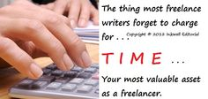 Setting your Freelance Writing Rate