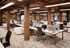 "West Elm's new WORKSPACE division decided to ""un-office"" the company's Brooklyn office."