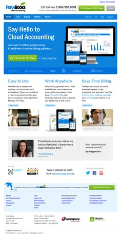 FreshBooks - Online Invoicing, Accounting & Billing Software