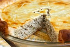 How to Make Classic Tourtière (Québec Pork Pie) Recipes for tourtière vary from region to region and kitchen to kitchen but whether you speak French or English in the home, celebrate Christmas or not, tourtière is an essential December dish. Pork Pie Recipe, Pie Recipes, Cooking Recipes, Cooking Food, Canadian Food, Canadian Cuisine, Le Diner, Christmas Baking, Christmas Eve