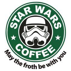 Star Wars Cofee