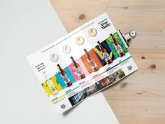 FLYER GRAPHISME BIERE Packaging, Design Graphique, Graphic Design, Wrapping