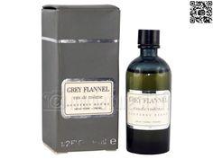 Miniature Grey flannel (Eau de toilette 15ml), Geoffrey Beene - © www.miniatures13.fr