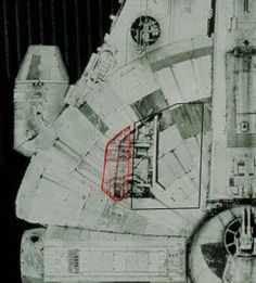 The Force Awakens Millennium Falcon Projects - Page 6