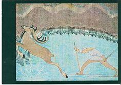 Lemminkäinen ja hiiden hirvi by Joseph Alanen