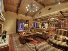 Interior of luxury home in Scottsdale, Arizona
