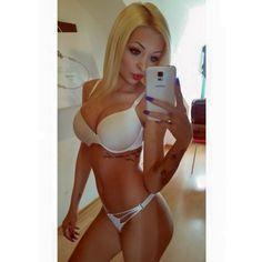 Katja Krasevice | Facebook Youtuber, Silicone Dolls, Hot, Bikinis, Swimwear, Boobs, Thong Bikini, Barbie, Selfie