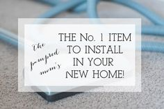 Find out what the No. 1 Item I believe should be installed into EVERY new home! Are you building? You may want to check it out! *used everyday, keeps the fam healthy! #imhoffhome  http://www.teamimhoff.com/2016/02/pampered-moms-no-1-must-have-for-any.html
