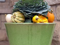 Fall Decorating for the Front Yard : Home Improvement : DIY Network