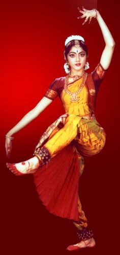 Bharatanatyam: A Classical Dance-form of Ancient South India-origin. It' empowering, spiritual and mystical.