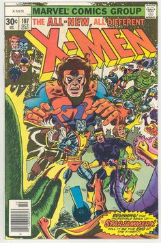 Back to title selection: Comics X: X-Men Vol 1 Reprints earlier issues Continues in Uncanny X-Men Vol 1# 142
