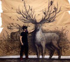 Foto: Ilustraciones 3D de animales por Fiona Tang de Vancouver   ilustraciones galerias imagenes creatividad