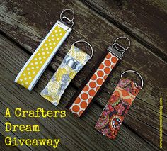 Miss Information: Key Chain & Chap Stick Holder #giveaway