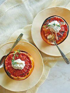 ほろ苦さが加わり、大人味のデザートに|『ELLE a table』はおしゃれで簡単なレシピが満載!