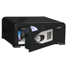 Found it at Wayfair - Electronic Lock Security Safe 0.74 CuFt