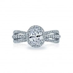 Adore this 2641OVP8X6 from Tacori!