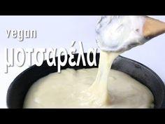 Vegan Μοτσαρέλα | Vegan & Νόστιμο - YouTube Vegan Cheese, Vegan Recipes, Vegan Food, Icing, Easy Meals, Desserts, Youtube, Tailgate Desserts, Deserts
