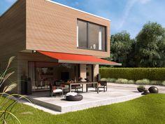 12 best wetterschutzrollo seitenmarkise images on pinterest bielefeld solar shades and. Black Bedroom Furniture Sets. Home Design Ideas