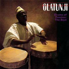 """Drums of Passion: The Beat was written and co-produced (with Mickey Hart) by Nigerian artist Babatunde Olatunji (1937-2003) and features guests Brazilian percussionist Airto Moriera and rock guitarist Carlos Santana. The album is Olatunji's tribute to the power of rhythm: """"Rhythm is the soul of life. The whole universe revolves in rhythm."""""""