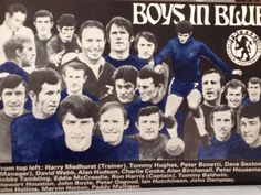 CHELSEA FC: Boys in Blue