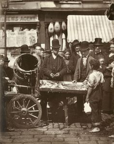 La Vie quotidienne dans les Rues de Londres à l'époque victorienne (5)