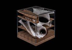 Syntactic Sensations - Diploma project by Daniel Zakharyan - studio Zaha Hadid - Vienna