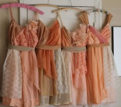 Final Payment for Lauren's Custom Bridesmaids by ArmoursansAnguish, $280.00--I want to make these!!