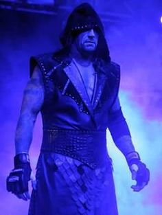 Undertaker my favorite wrestler hes the best