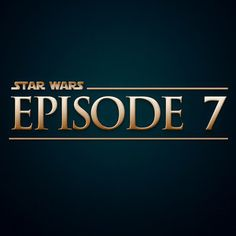 Star Wars: Episode VII Casting Call Seeks Two 20 Year Old Males and a Teen Girl -- The same three roles were included in a casting sheet from June, though its not known if the other roles have been filled. -- http://wtch.it/jJQhO