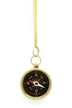 Nautical Compass Necklace