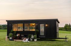 IKEA-s First Sustainable Tiny Home Is Packed With Green Features Tiny House Mobile, Ikea Sortiment, Ikea Decor, Composting Toilet, Micro House, Kitchens And Bedrooms, Exterior Siding, Tiny House On Wheels, Tiny House Design