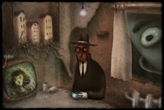 The Collector on Behance
