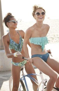 Summer Swimwear: Bikinis & One Piece Swim